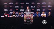 Watch the UFC Fight Night: Maia vs. Shields post-fight press conference.