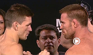 Watch the official weigh-in for UFC Fight Night: Maia vs. Shields.