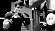 He's looking for a spectacular finish at UFC Fight Night and has been training hard for it. Go inside Erick Silva's camp where he's training with the highest-level fighters in Brazil as he prepares to silence the 'Stun Gun,' Dong Hyun Kim.