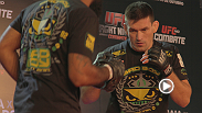 Demian Maia and Jake Shields put on an open workout for the fans in Barueri and discuss what it's going to take to beat one another in their upcoming bout at UFC Fight Night.
