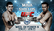 Watch Maia vs Shields, E. Silva vs Kim, T Silva vs Hamill, Maldonado vs Beltran, Palhares vs Pierce, and Assuncao vs Dillashaw live on FOX Sports 1 at 7/4PM ET/PT this Wednesday.