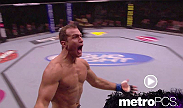 A devastating uppercut from Junior Dos Santos crumples Fabricio Werdum in the move of the week.