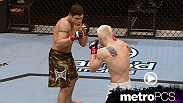 Diego Sanchez floors Joe Riggs with a running knee in the move of the week.