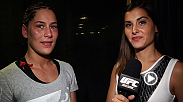 Jessica Eye talks to UFC Correspondent Megan Olivi about her UFC-debut win over Sarah Kaufman and what to expect the next time she takes the Octagon.