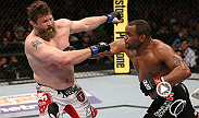 """This is better than last but not the best."" Daniel Cormier showed off his well-rounded game in his bout with Roy Nelson. Hear him discuss with Joe Rogan his plans for the future, including a possible move to 205."