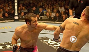 TUF's Nate Quarry had only tasted defeat once before UFC 56, while Rich Franklin was making his first title defense. In one of the most visually stunning KOs in UFC history, Franklin cocked back and let his left hand fly for the highlight-reel finish.