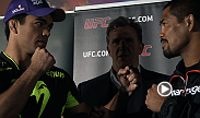 Lyoto Machida and Mark Munoz prepare for their upcoming headlining bout while Melvin Guillard and Ross Pearson hope to entertain the crowd at UFC Manchester.