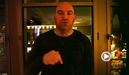 UFC president Dana White checks in from Germany to preview UFC Manchester and go behind the scenes of UFC 165: Jones vs. Gustafsson.