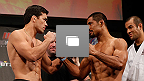 Fotos da pesagem do UFC Fight Night: Machida vs Munoz