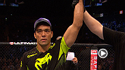 Lyoto Machida reflects on his new weight class and latest stellar finish after head-kick KOing his friend Mark Munoz in the main event.