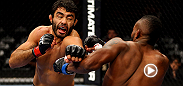 After securing a dominant position on the ground, Rafael Natal gets to pick his finish, finally wrapping things up with a mounted arm triangle.