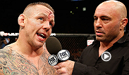 British lightweight contender Ross Pearson appeared on UFC: Beyond the Octagon to talk about his No Contest with Melvin Guillard at UFC Manchester.