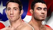 UFC Fight Night presents a special night with Fight for the Troops on Wednesday, followed by the rematch between Dan Henderson and Vitor Belfort live from Brazil on Saturday.