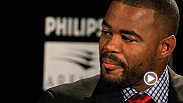 Rashad Evans recounts his favorite moment in the UFC's history. Create your own video describing the moment where you became a UFC fan and submit it at http://www.ufc.com/FANS