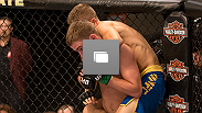 Photos from the 10th episode of The Ultimate Fighter season 19, including Chris Holdsworth's fight with Michael Wootten.