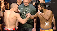 Watch the official weigh-in for UFC 167.