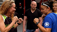 With the last Finale spot on the line, brawler Raquel Pennington takes on accomplished boxer Jessica Rakoczy to wrap up The Ultimate Fighter season 18.
