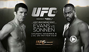 Two friends turn to foes this weekend as Rashad Evans and Chael Sonnen do battle at UFC 167.