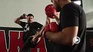 UFC title challenger Josh Thomson breaks down the techniques behind the moves that have made him one of the most exciting fighters in the history of the lightweight division.