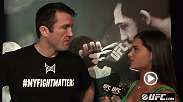 UFC.com reporter Megan Olivi talks to opponents and friends Chael Sonnen and Rashad Evans ahead of their light heavyweight matchup. Find out how the fight got made, who's a better wrestler and what's at stake in this co-main event.