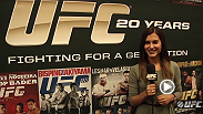 Fans at UFC 167 fight week get quizzed on some UFC basics and beyond.