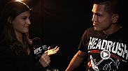 Sergio Pettis, younger brother of lightweight champion Anthony Pettis, discusses his UFC debut win over Will Campuzano while Gian Villante reviews his card-opening KO of Cody Donovan.