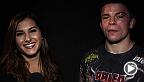 UFC 167:エリク・ペレスとリック・ストーリーの試合後インタビュー