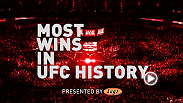 Tonight at UFC 167, Georges St-Pierre has a chance to become the sole owner of the record for the most victories in UFC history.  Will GSP be able to defeat Johny Hendricks and break the tie with Matt Hughes and become the win king?