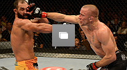 UFC® 167 St-Pierre vs Hendricks - Saturday, November 16 live at the MGM Grand Garden Arena in Las Vegas, Nevada.