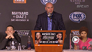 Watch the post-fight press conference from Mandalay Bay in Las Vegas.