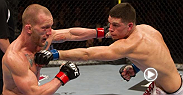 It's one of the fiercest rivalries the 155-pound division has ever seen, and on November 30th, The Ultimate Fighter season five competitors Gray Maynard and Nate Diaz meet for the third time in a pivotal lightweight battle to settle the score.