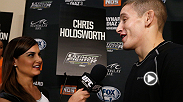 TUF 18 finalists Davey Grant, Chris Holdsworth, Jessica Rakoczy and Julianna Pena talk about their long roads to the show's finale during their first-ever UFC media day in Las Vegas.