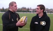 England rugby player James Haskell and UFC welterweight John Hathaway met up with Tom Farrow, Strength and Conditioning coach at London Wasps, to talk about the cross over between rugby and MMA