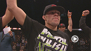 TUF 18 main event winner Nate Diaz
