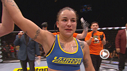 Raquel Pennington and Jessamyn Duke chat with Megan Olivi about their victories at the TUF 18 finale and what's next after securing a victory in the UFC.