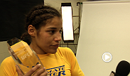 TUF 18 Finale winners Chris Holdsworth and Julianna Pena speak to Megan Olivi following their impressive showings. Holdsworth, who defeated David Grant, explains how he maintained control while Pena shares her motto: Look good, feel good, fight good.