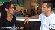 UFC middleweight Rich Franklin sits with MMA H.E.A.T. to discuss his new store, Ze/Lin, which offers non-GMO fresh juices and baked goods. Franklin talks about the benefits of juicing, his future with the UFC and the current atmosphere surrounding MMA.