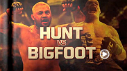 "The Ultimate Fighting Championship returns to Australia for UFC Fight Night on December 6th with a meeting of heavyweight contenders, as hometown hero Mark Hunt defends his turf against Brazilian powerhouse Antonio ""Bigfoot"" Silva."