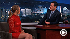 Ronda tells us about a big fight she got into with a group of people at the movies. Let's just say - the guys were caught a bit off guard. Jimmy Kimmel Live - The second part of Jimmy's interview with Ronda Rousey
