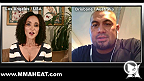"MMA H.E.A.T.'s Karyn Bryant talks via skype with UFC Heavyweight Mark Hunt before his main event fight with Antonio ""Bigfoot"" Silva. The ""Super Samoan"" talks about the match-up, his loss to JDS, breaking Stefan Struve's jaw and the heavyweight division."