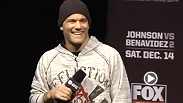 Watch the UFC Fight Club Q&A with lightweight contender Josh Thomson from the Sleep Train Arena.
