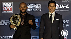 Watch the pre-fight press conference for UFC Fight Night: Johnson vs Benavidez, Thursday, December 12th at 10pm CET.