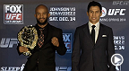 Watch the pre-fight press conference for UFC Fight Night: Johnson vs. Benavidez 2, Friday, December 13th at 10am NZDT.