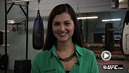 It's a flyweight title rematch plus a bout between two blazing bantamweights -- go inside this weekend's top two fights with UFC correspondent Megan Olivi.