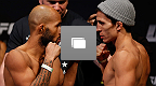 Fotos da pesagem do UFC Fight Night: Johnson x Benavidez 2