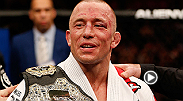 Megan Olivi talks to fellow champions, commentators and a former opponent in the wake of Georges St-Pierre's announcement that he will vacate his UFC title.