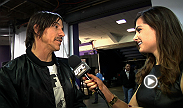 Megan Olivi joins Red Hot Chili Peppers front man Anthony Kiedis to discuss his favorite UFC memory and his thoughts on the athletes that step in the Octagon today versus at UFC 1.