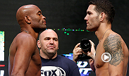 Stars from across the UFC make their predictions for the highly-anticipated rematch between Anderson Silva and Chris Weidman at UFC 168.