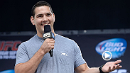 No brotherly love here -- UFC champ Chris Weidman tells stories of getting beaten up as a kid on Highly Questionable with Dan Le Batard and Bomani Jones.