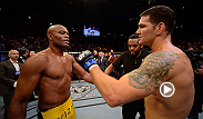 In preparation for UFC 168 on Saturday, tune into UFC Fight Flashback: Silva vs Weidman 1 tonight at 9:30/6:30pm ET/PT on FOX Sports 1.